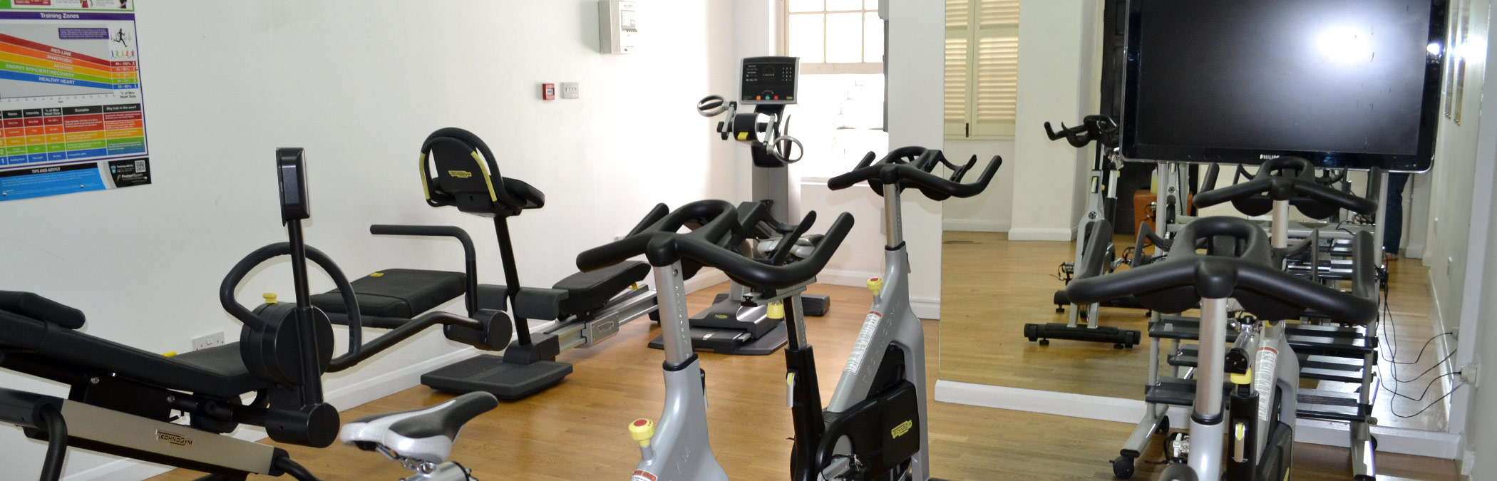 Fitness Centre at Kings Bastion